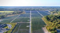 Michigan's 'largest solar park' will produce enough energy to power 11,000 homes