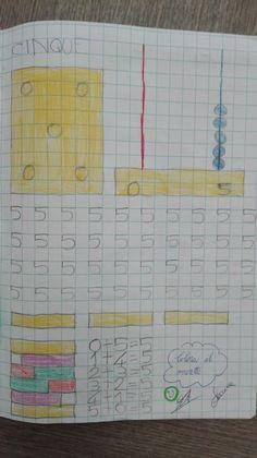 I numeri da 0 a 5-Classe prima: Matematica- Novembre- Dicembre - Maestra Anita 1st Grade Worksheets, Simple Math, Math Numbers, Astrophysics, Teaching Math, First Grade, Notebook, Bullet Journal, Science