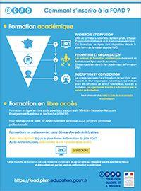 Formations en libre accès | Pôle FOAD