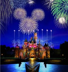 Disney Land & Disney World... two happiest places on earth <3<3