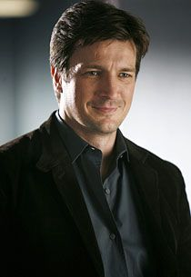 He's ruggedly handsome...