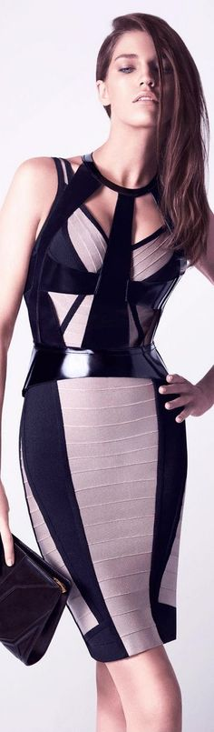 A Sexy and Stylist Herve Leger Dress is what woman need! Online Shopping Service! So Cheap !