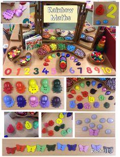 """Rainbow Maths from Rachel ("""",)"""