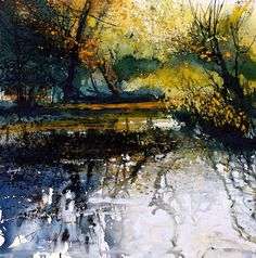 Pete Gilbert | New Forest Artist | Gallery #watercolor jd