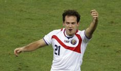 Marco Urena, Partido Costa Rica - Uruguay, Mundial Fútbol Brasil 2014