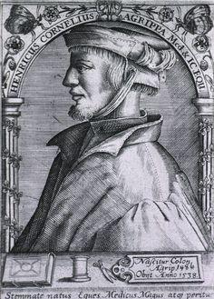Cornelius Agrippa famous quote