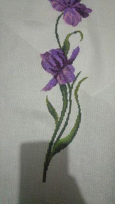 Points, Cross Stitch, Canvas, Cross Stitch Embroidery, Punto De Cruz, Tela, Seed Stitch, Cross Stitches, Canvases