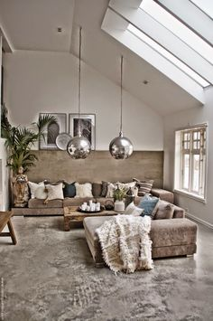 decordemon: Beautiful Scandinavian house with ethnic vibes