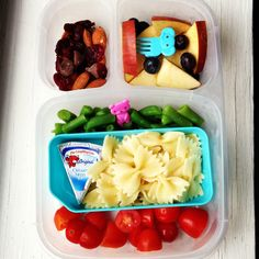 Bento Lunch #foodforharper #EasyLunchboxes