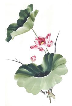 Course Spotlight: Chinese Brush Painting with Mayee Futterman Chinese Brush, Chinese Art, Watercolor Flowers, Watercolor Art, Chinese Picture, Fantasy Art Landscapes, China Painting, Japanese Art, Asian Art