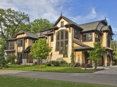 $3,499,900 Geneva Lakefront home on the S. Shore in Fontana, WI.  Listed by Bob Webster, Keefe Real Estate