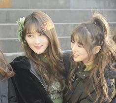 DREAMCATCHER - Siyeon + Yoohyeon