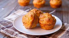 Hummus Muffins on Macheesmo
