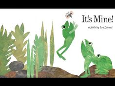 Three selfish frogs spend their days fighting over air, water, and land until a heavy storm brings them together in fear—and shows them how important it is t...