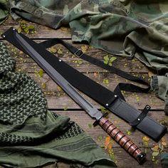 Sword In Use
