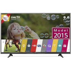 TV, Electronice & Foto: Televizor LED Smart LG, 139 cm, 55UF6807, Ultra HD... 4k Uhd, Live Tv, Smart Tv, Led, My Love, Gatos