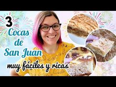 COCA DE SAN JUAN Receta FÁCIL *Cómo hacer COCA de SAN JUAN* - YouTube Tapas, Anna Olson, Chicharrones, Quiches, Sweet Dreams, Cake Pops, Coco, Breakfast, Youtube