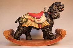 Tim Racer's Carousel Dogs Will Knock Your Socks Off