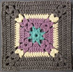 Ravelry: 200 Crochet Blocks CAL (Jan Eaton)