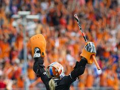 The dutch field hockey goalkeeper is not only World Champion and Olympic Gold Medalist but she has also won the prestigious individual award of bei