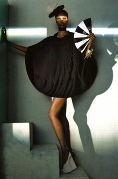 Vogue Italia_Hatone by Steven Meisel