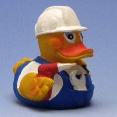 Construction ducky