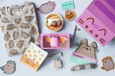 Pusheen Box, Fall 2016 (October 2016)