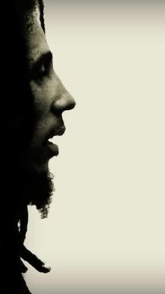 Bob Marley / Black & White Photography