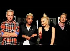 No Doubt give us a sneak peak into their studio session...