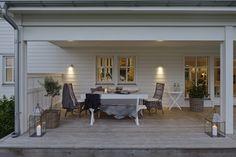 Du är kanske svag för moderna hus med strikta fasader och drag av nyfunkis. Eller så tycker du om klassiska hus och faller för gammaldags verandor, burspråk och utskjutande takutsprång. Alla är vi olika. Men oavsett hur din dröm ser ut kan vi och våra husdesigners hjälpa dig att förverkliga den. ...