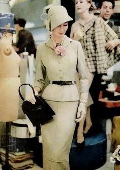 Tailleur 1957