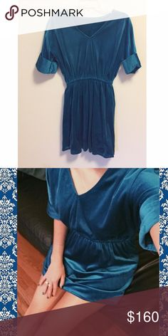 Vintage Arnel Dress Estimated 60-70s era based on length. Material is 85% arnel and Tri-Acetate which is no long processed today. 15% nylon. Bottom is handstiched. Tag is very old but it fits a size small. Bought at a vintage shop in queens, NY. Not sure I want to sell but up for offers! No low balls- this is one of a kind. Vintage Dresses Mini