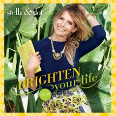 January 13th, Spring/Summer collections being released!!!  www.stelladot.com/ts/cgpv5