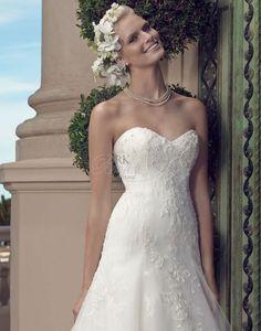 1fce665e6954 Casablanca Bridal Spring 2015 - Style- 2203 Gown Only Size 12 Wedding Dress,  Wedding