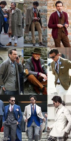 Beginner's Guide to Italian Men's Style The Italian art of stylish nonchalance—slim suits, bare ankles and provocative color combinations—is steadily influencing American style. Description from pinterest.com. I searched for this on bing.com/images