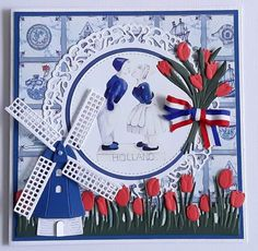 Marianne Design, Holland, Card Making, Kids Rugs, Frame, Cards, Dutch, Decor, Ideas