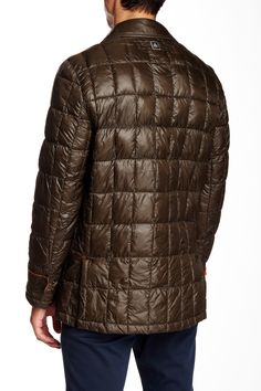 Quilted Walking Jacket by Rainforest on @nordstrom_rack