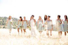La Fleur Weddings and Events | Gallery | Vintage Farmhouse Wedding