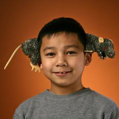Looking for the perfect accessory to complete the costume, and add the ah effect? Try this Road Kill Rat head band, easy to put on or take off. Whether it to add a little excitement to the office or a little accent for the Halloween party, this will do the trick..... #Halloween