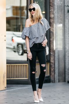 inspiration: gingham inspiracion - Lady Addict