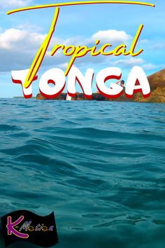 Looking for a destination with sparkling waters, great snorkeling sites and swimming pigs? Then tropical Tonga is the place for you! #oceania #polynesia #islands #tropical #budget #budgettravel #travel