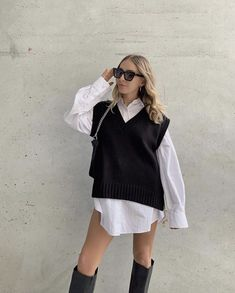 Trendy Outfits, Fall Outfits, Cute Outfits, Fashion Outfits, Fashion Trends, College Fashion, Fashion 2020, Look Fashion, Mode Dope