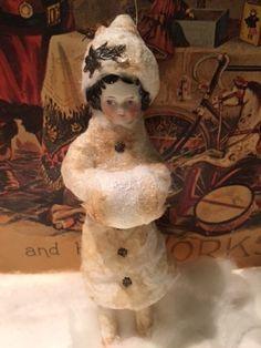 Wattefigur-mit-Porzellankopf-JDL-Shabby-Weihnachten-handmade