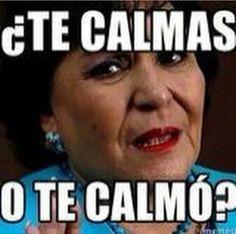 Calmate eh