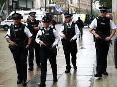 Le pistolet traqueur d'ADN, la nouvelle arme secrète de la police anglaise ?