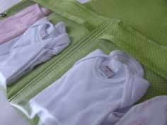saquinhos para separar roupa do bebê