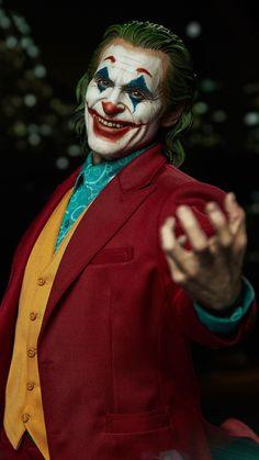 Joker Painting, Batman Tattoo, Jokers, Dc Universe, Mobile Wallpaper, Black And White Photography, Sketching, Madness, Dc Comics