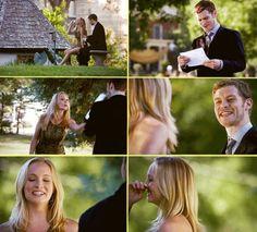 Klaus and Caroline! <3