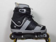 Rollerblade TRS DT4 Aggressive Inline Skates US Size 7 Msrp $199.99 Worn Twice!! #Shopping #eBay @eBay! http://r.ebay.com/sIULMi