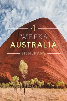 Australia Itinerary & The best 3 to 4 weeks itinerary & Discover what to do and what to see when doing the perfect Australian roadtrip & The post The Perfect 4 Weeks Australia Road Trip Itinerary appeared first on Trendy. Perth, Brisbane, Melbourne, Tasmania Australia, Visit Australia, Western Australia, Australia Travel Guide, Roadtrip Australia, Travel Guides